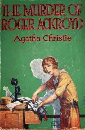 0007527527 the murder of roger ackroyd the murder of roger ackroyd by agatha christie paperblog