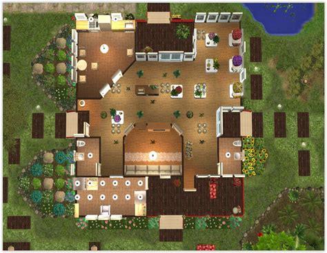 florist shop layout design mod the sims fiona s flower shop