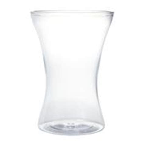 acrylic plastic cylinder vase 25cm x12cm oasis item code