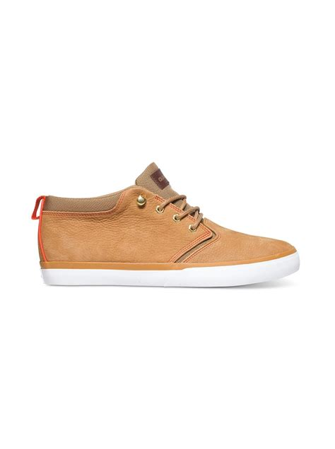 griffin shoes for griffin fg suede mid shoes aqys300004 quiksilver