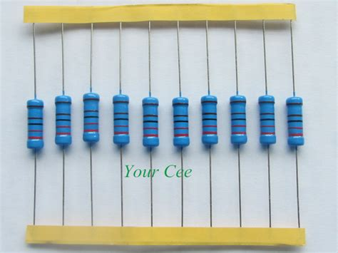 2k resistor colour buy wholesale resistor 2 2k from china resistor 2 2k wholesalers aliexpress