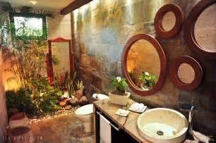 garden bathroom tropical bathroom other metro by nefer garcia