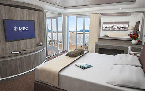 cabine navi da crociera cabine e suite crociera msc seaside msc crociere