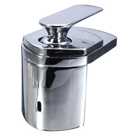 Wide Waterfall Faucet by Brass Wide Waterfall Bathroom Sink Faucet Us 40 99