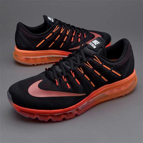 Sepatu Basket Nike Air Max sepatu sneakers nike air max 2016 black
