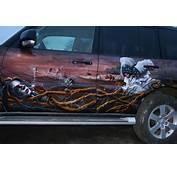Pics Photos  Airbrush Art Wonderful Car Painting