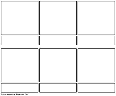 blank board template printable blank storyboard by chrisdonnelly
