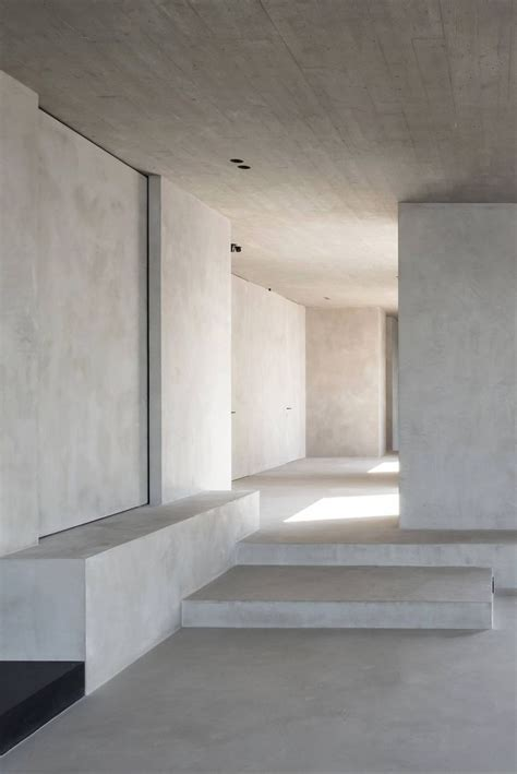 design my space best 25 concrete walls ideas on lighting apartment entrance and corridor design