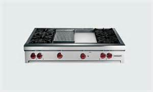 Wolfe Cooktop 48 Quot Wolf Gas Rangetop Eclectic Cooktops By Sub Zero