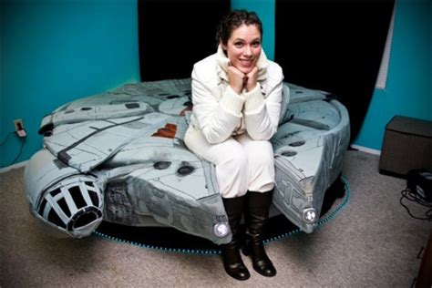 millenium falcon bed star wars millennium falcon bed