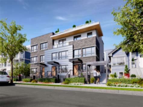 hayden a boutique collection of modern townhomes in mt