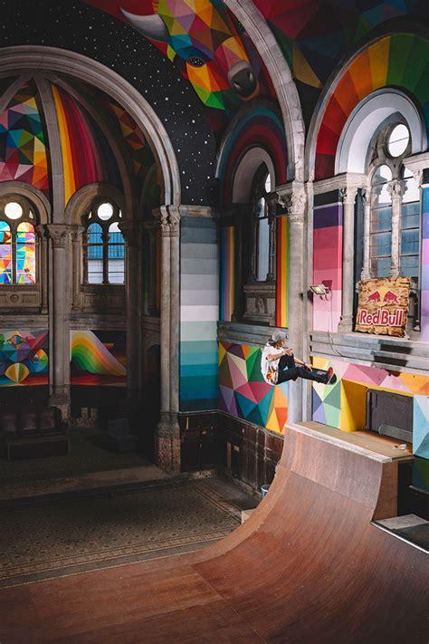 year  church  spain transformed   skate
