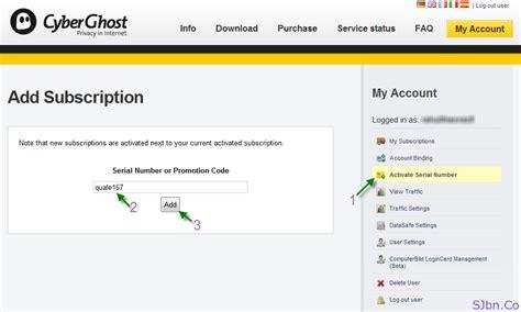 Cyberghost Vpn Serial Giveaway - get cyberghost premium vpn account for free saket jajodia