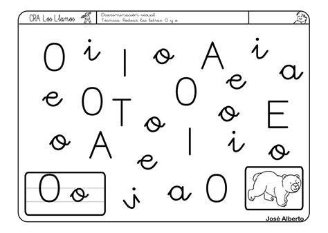 imagenes para colorear las vocales lectoescritura17