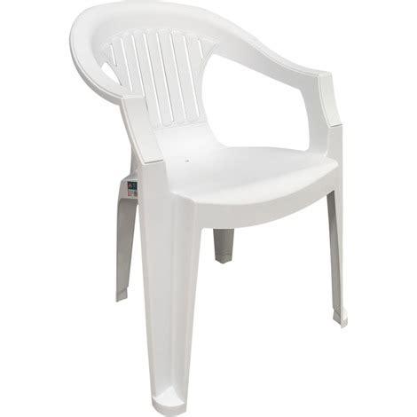 sedie da giardino in plastica poltrona sedia da giardino mare plastica mod sole