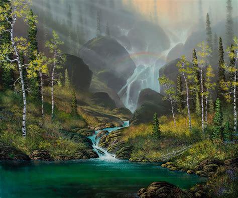 Landscape Artists In Canada Canadian Landscape Paintings Roger D Arndt