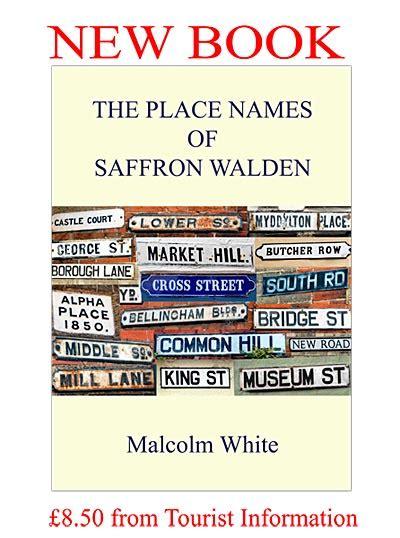 saffron walden burn book new book