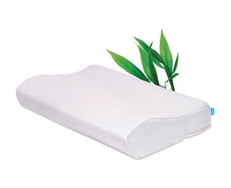 Ergonomic Pillow For Side Sleepers by Somnia 04 Side Sleeper Ergonomic Pillow At Backs2beds Ca
