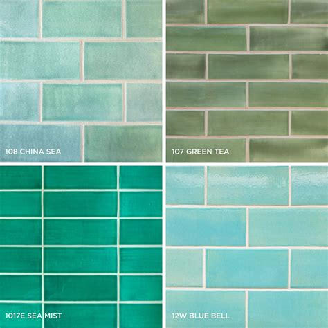 Subway Tile Bathroom Colors by How To Choose The Subway Tile Color And Pattern