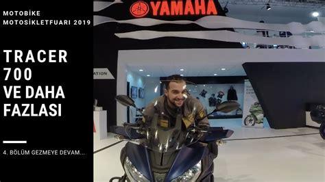 yamaha mt tracer   istanbul motosiklet