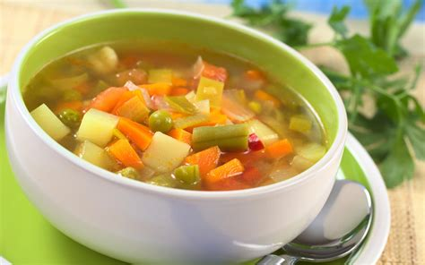 vegetable soup recipe aleppofood