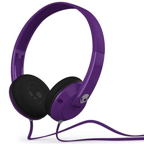skullcandy uprock purple headphones iheadphones