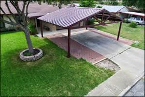 Aluminum Carport Roof Metal Roof Carports Exle Pixelmari