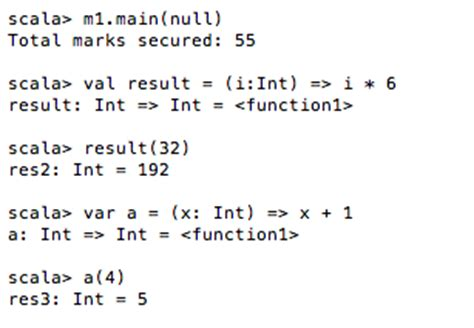 scala pattern matching anonymous function scala closures free and bound variables anonymous