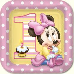 minnie mouse supplies minnie mouse 1st birthday dinner plates 8pk minnie mouse 1st birthday supplies