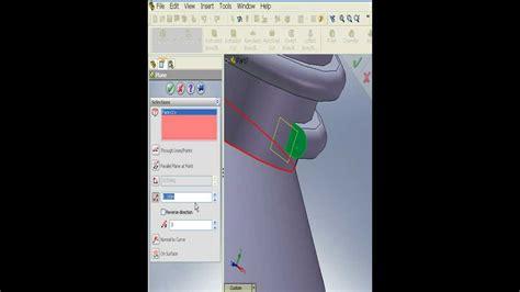 tutorial solidworks bottle modeling plastic bottle in solidworks tutorial for