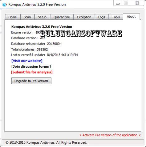 bug three terbaru download kompas antivirus full updates terbaru kompi