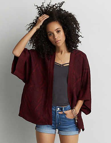 aeo patterned kimono best 25 kimono jacket ideas on pinterest tulip sleeve