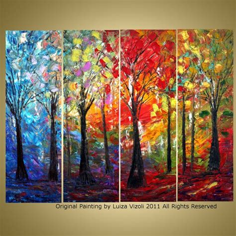 Painting 4 Seasons by I Wish I Could Paint Like This Things That Make Me