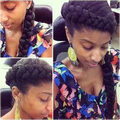 easy kanekalon hair styles nubian twist braids nubian twists hair i like