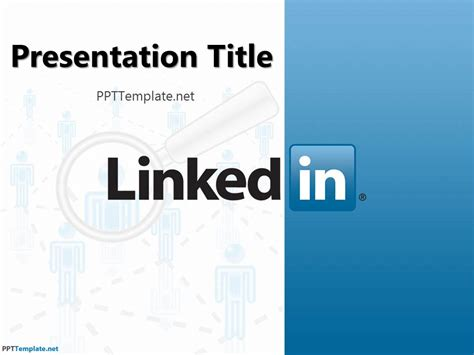 Free Linkedin Ppt Template Free Powerpoint Templates For Presentation