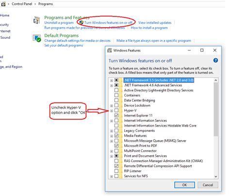 bluestacks hyper v fix windows 10 anniversary update error with bluestacks