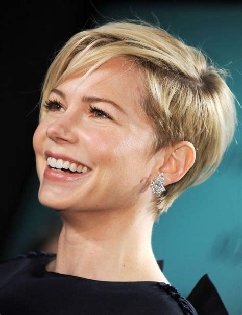 pixie haircuts for big women 20 best ideas of short haircuts for women with big ears