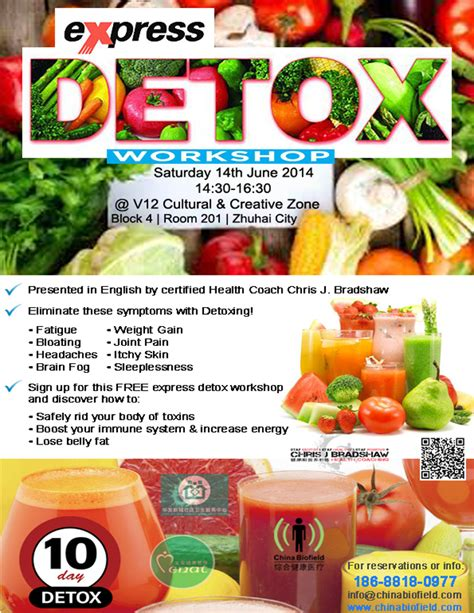 Detox Flyer by Detox Quotes Quotesgram