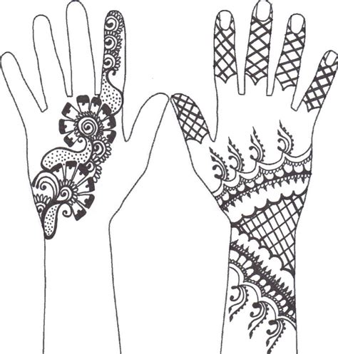 henna design templates henna pattern co op july 2010