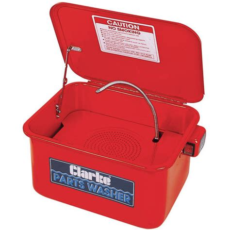 bench parts washer clarke cw2d bench mounted parts washer machine mart machine mart