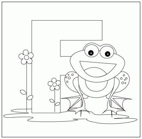 cute frog coloring pages az coloring pages