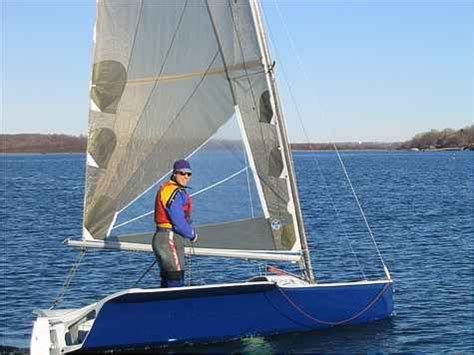 single handed sailing boats bongo singlehanded sportboat boats