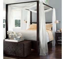 Bedroom Canopy Material 25 Best Ideas About King Size Canopy Bed On