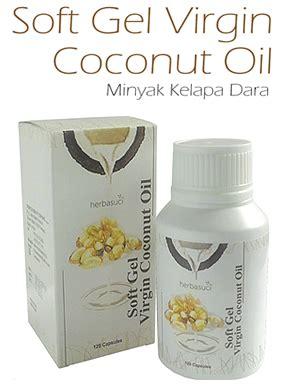 Minyak Kelapa Dara Kapsul cinta botani apa itu minyak kelapa dara aka