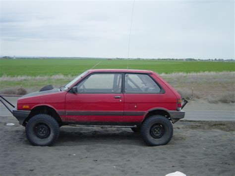 subaru justy lifted subaru justy history photos on better parts ltd