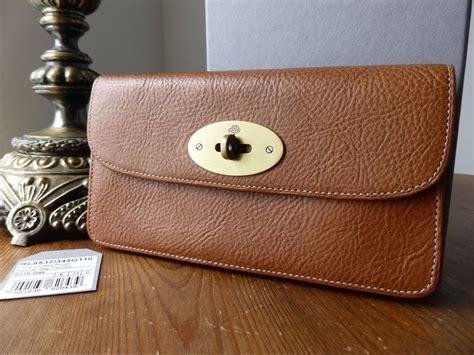 Mulberry Locked Purse by Mulberry Locked Purse In Oak Leather Sold
