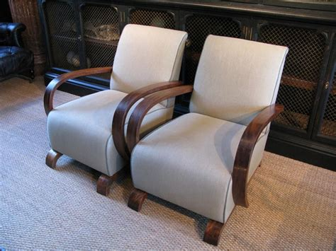 art deco armchairs uk a pair of french art deco armchairs sofas armchairs