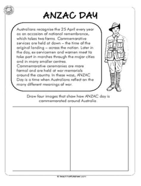 Anzac Essay by Teach This Worksheets Create And Customise Your Own Worksheets