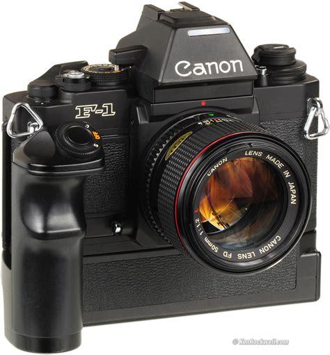 new canon canon new f 1