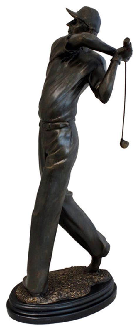 golf statues home decorating 28 images ceramicslife